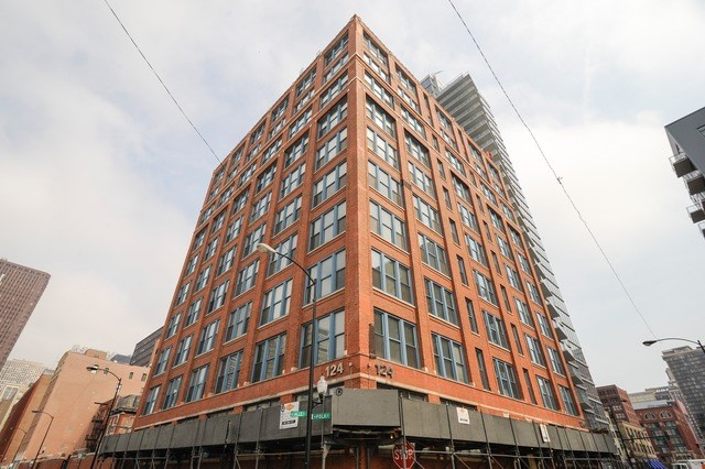 124 W Polk Lofts For Sale South Loop Chicago Il