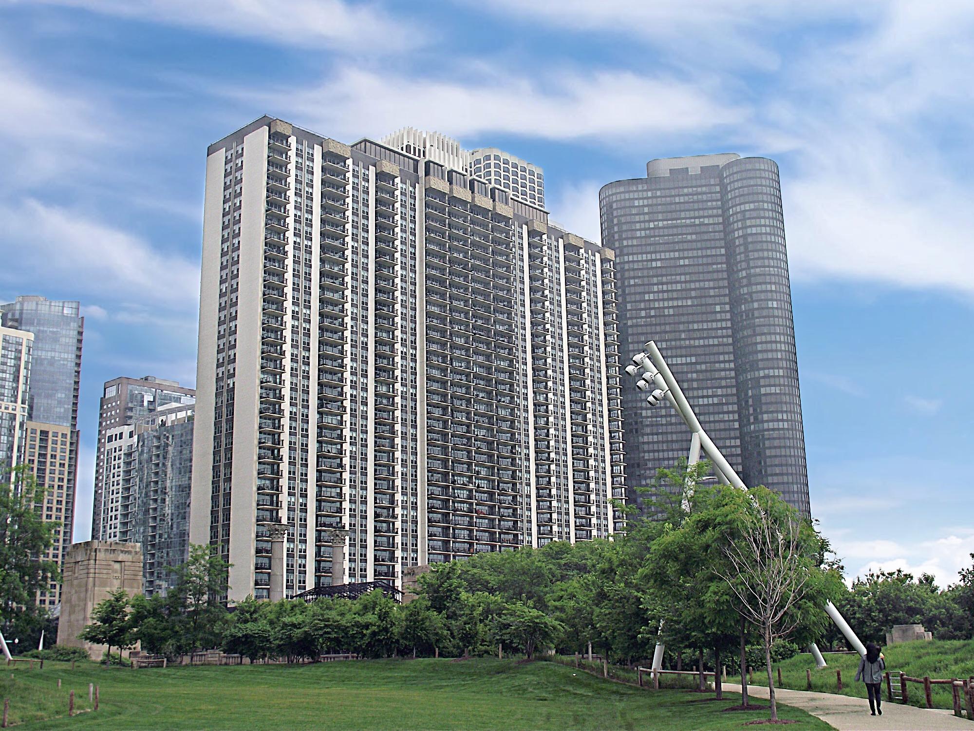 400 E. Randolph Chicago