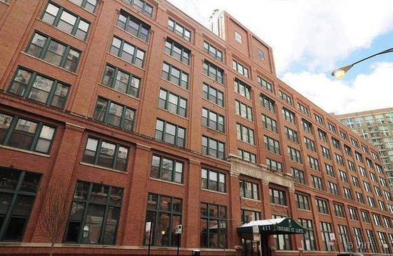 411 W Ontario Lofts For Sale Ontario Street Lofts Chicago IL