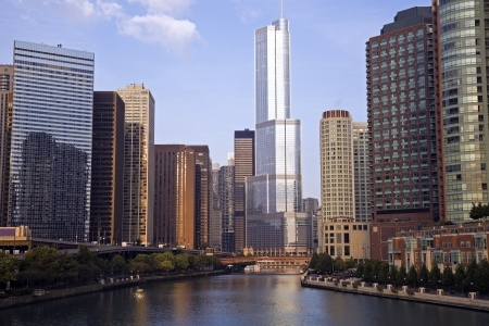 Trump Tower Chicago Condos For Sale or Rent