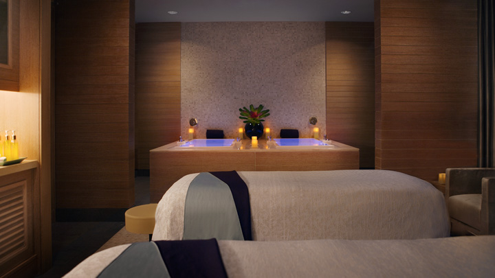 Spa at Trump Chicago