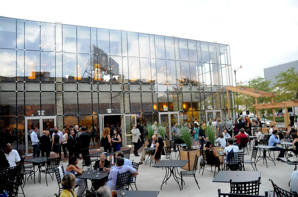 City Winery Outdoor Patio In Chicago