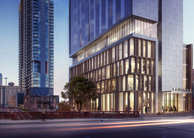 west loop equinox hotel condo tower back in the works. Black Bedroom Furniture Sets. Home Design Ideas