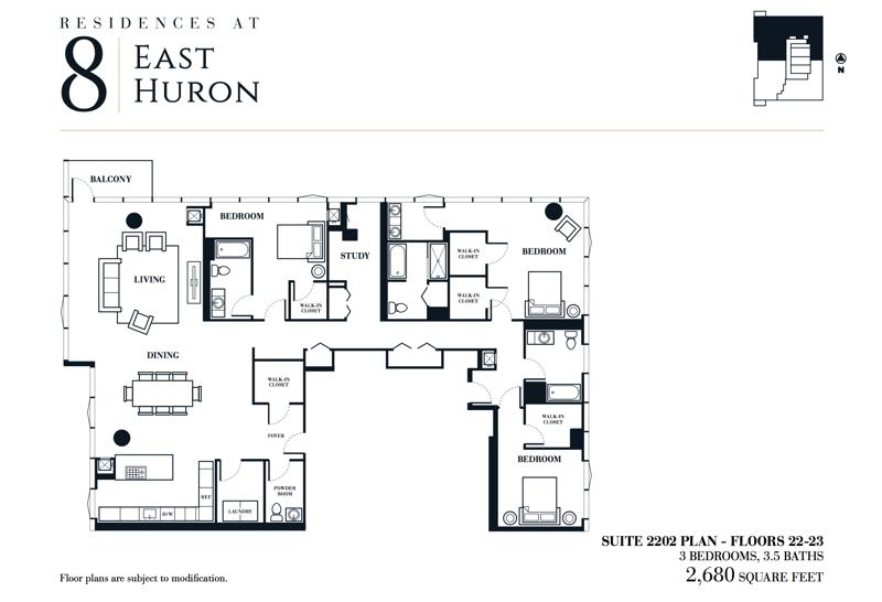 8 E Huron Rentals Chicago Eight East Huron Apartments