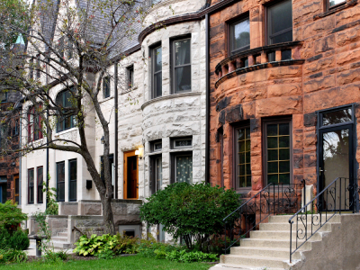 Chicago Brownstone Real Estate For Sale