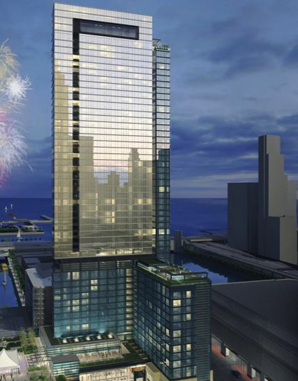 Luxury rental buildings in chicago gold coast realty for Gold coast chicago hotels
