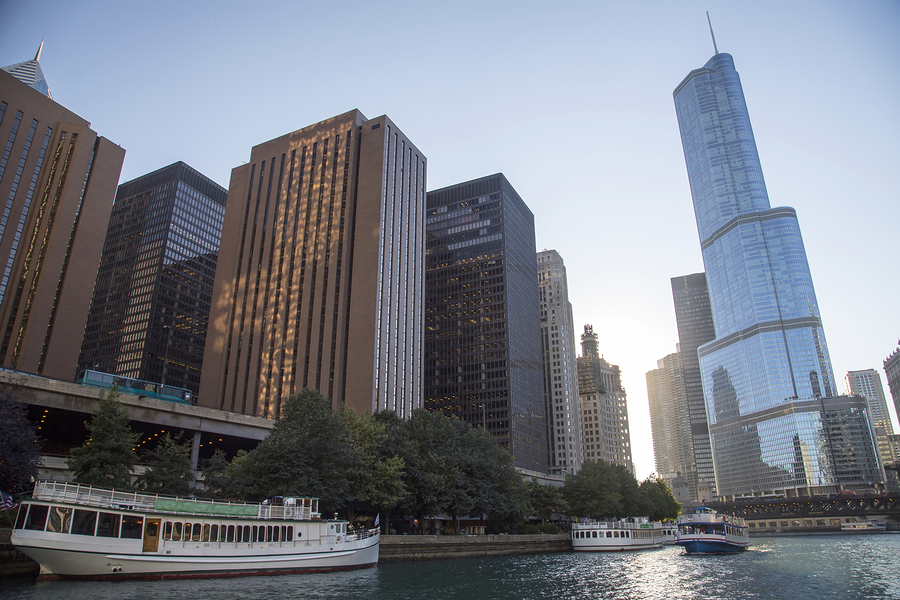 The three most luxurious condo towers in river north right now for Hotel right now in chicago
