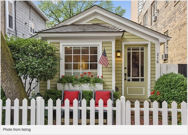 1 Bedroom Tiny House With A Big Price