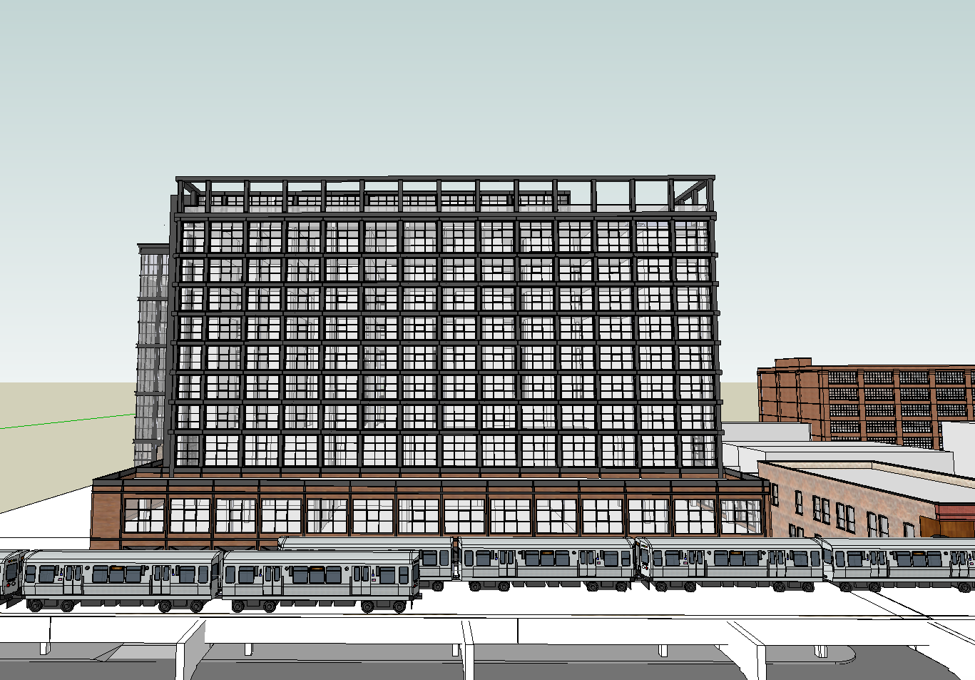 11 story hotel being planned for 200 n green in fulton market