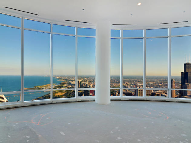 Penthouses in Chicago For Sale Trump Tower Chicago Penthouse