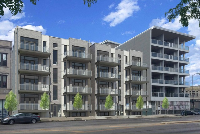 West Town New Construction Real Estate