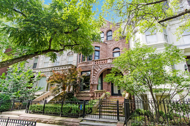 Luxury Gold Coast Brownstones For Sale