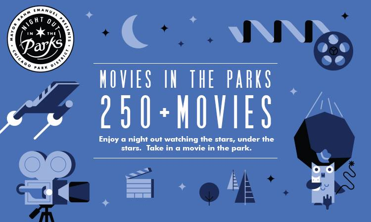 Movies in the Parks 2015