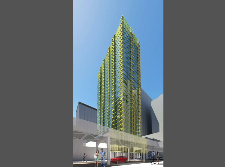 Residential Towers Coming to the The Loop