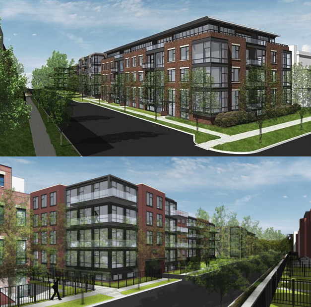 Large Redevelopment Project Proposed For Lincoln Park