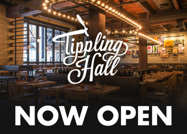 Tippling Hall Now Open In River North