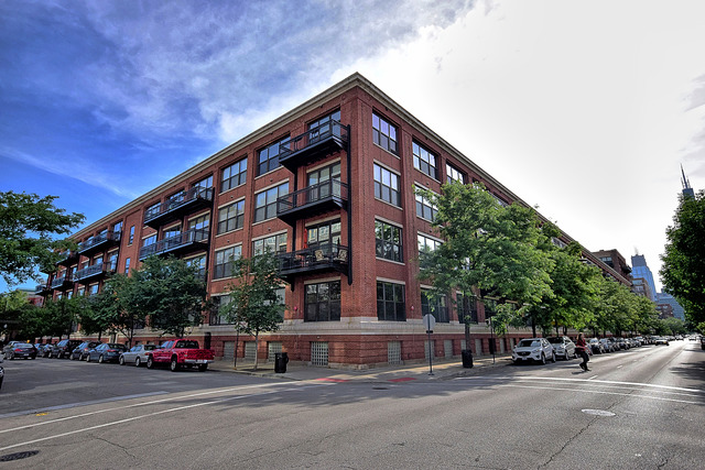 Lofts For Sale in the West Loop