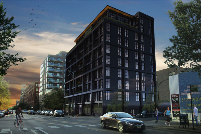 West Loop New Construction Real Estate